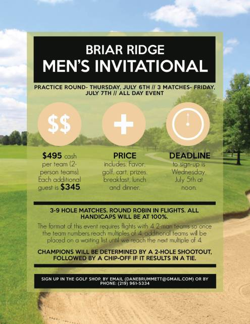 Men's Invitational